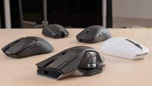 Logitech Trackball Mouse - A Whole New Ballgame