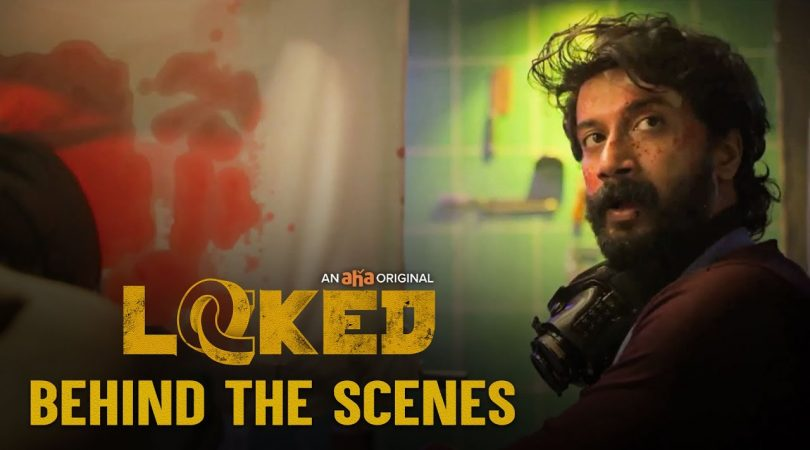 It's a unique tv show, who loves thriller web series: Locked